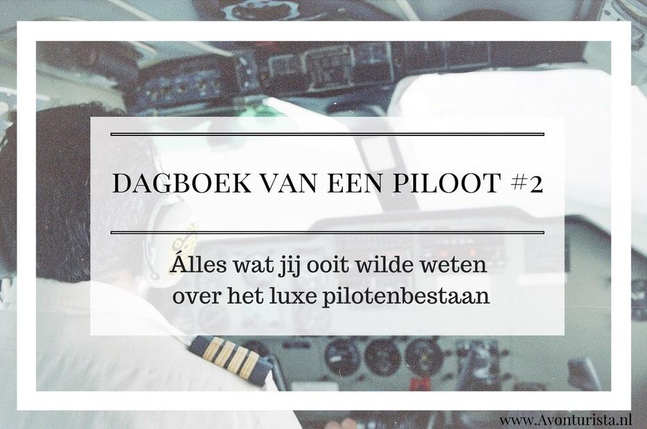 Avonturista Dagboek van een Piloot