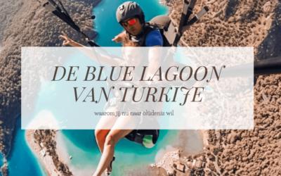 ÖLÜDENIZ | Paragliden over de Blue Lagoon van de Turkse Zuidkust