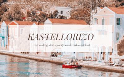 KASTELLORIZO | Dit is het schattigste Griekse eiland ooit