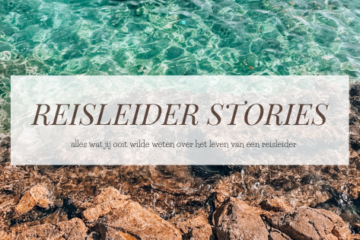 reisleider stories