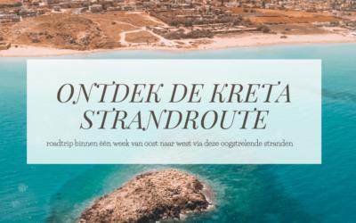 KRETA | De strandroute van Kreta in één week