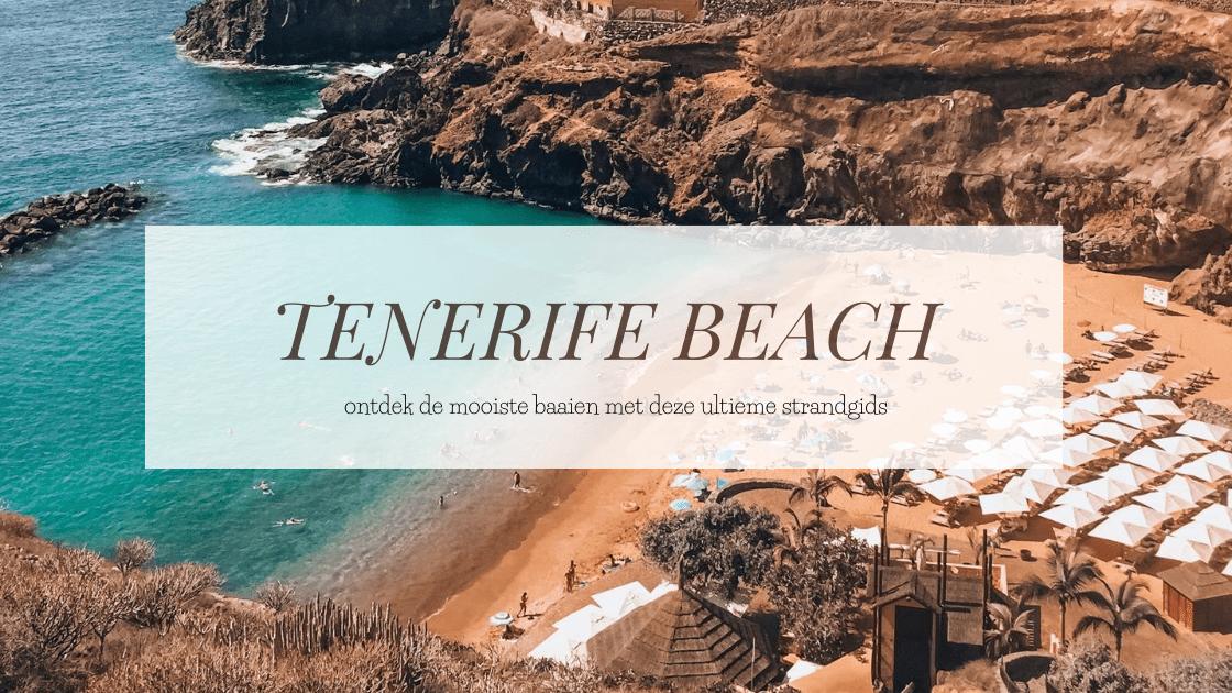 Tenerife stranden