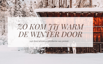 LIFESTYLE | Zo kom jij lekker warm de winter door